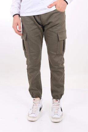 Claw Erkek Haki Yeşil Jogger Pantolon