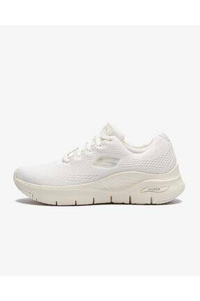 SKECHERS Kadın Beyaz Spor Ayakkabı