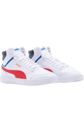 Puma 380748-03 Shuffle Mid Unisex Günlük Boğazlı Spor Ayakkabı