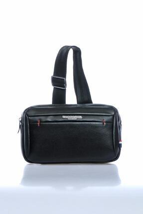 U.S. Polo Assn. Plevr21559 Siyah Erkek Bel Çantası
