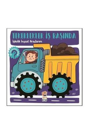 Sincap Kitap Işkolik Inşaat Araçlarım-tekerlekler Iş Başında