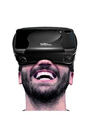 Schulzz Vrg Pro 5-7 Inç Akıllı Telefon Cihazları Vrg Pro 3d Vr Gözlük Tam Ekran Görsel Geniş Açılı Vr Gözlük