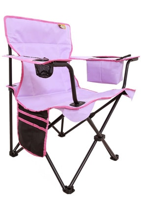 Funky Chairs Cool Ice Lila Lüks Kamp Sandalyesi