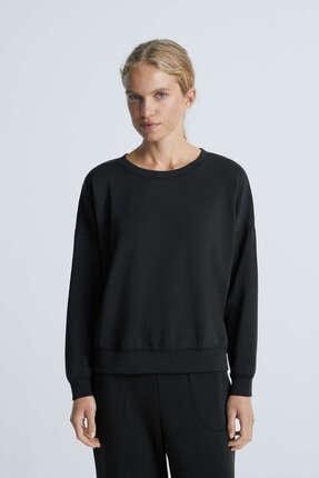 Oysho Yumuşak Dokulu Modal Sweatshirt