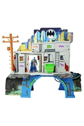 Batman Batcave 3ü1arada Oyun Seti