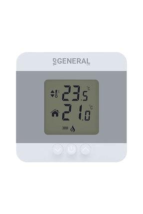 GENERAL Life General Ht130s Rf Kablosuz Oda Termostatı