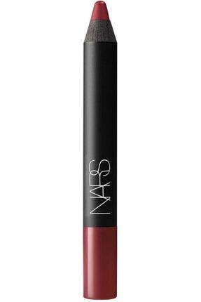Nars Velvet Matte Lip Pencil Consuming Red