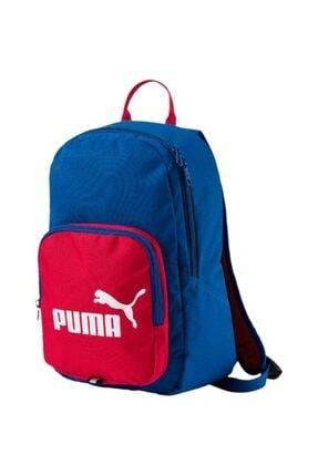 Puma Phase Backpack 2-6 Yaş Arası Ana Okulu Boy Sırt Çantası 07410405