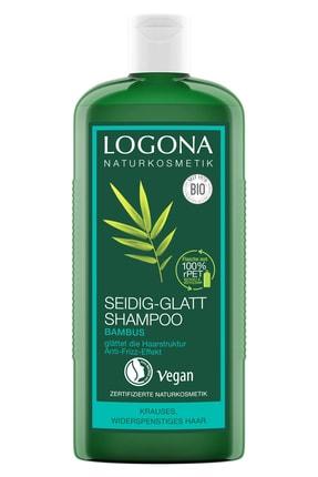 Logona Parlaklık Veren Ve Düzleştiren Şampuan- Bambu Özlü 250ml