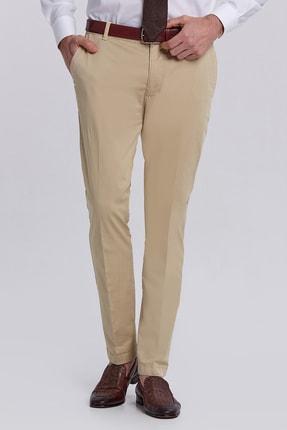 Hemington Kum Rengi Yazlık Chino Pantolon