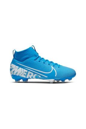 Nike At8120-414 Jr Superfly 7 Academy Fg/mg Krampon
