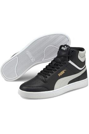 Puma 380748-02 Shuffle Mid Erkek Günlük Boğazlı Spor Ayakkabı