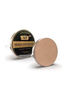 Makeuptime Make Up Cover Porselen Fondöten Kapatıcı 10