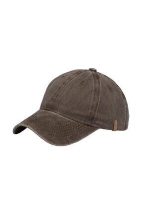 Nordbron Şapka Rowe Yıkamalı Kahverengi