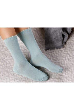 English Home Lucky Pamuk Kadın Çorap Yeşil