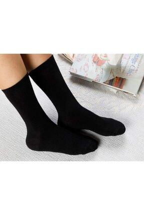 English Home Lucky Pamuk Kadın Çorap Siyah