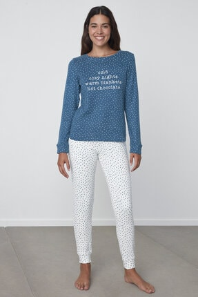 Penti Cozy Mode Termal Pijama Altı