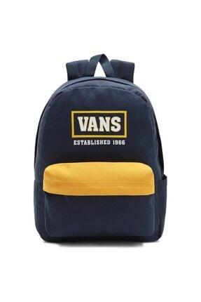 Vans Mn Old Skool Iııı Backpack Erkek Mavi Sırt Çantası Vn0a5khqnm31