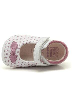 CLARKS 0-2 Yaş Kız Çocuk Ayakkabı Ortopedik Ürün Adı Softly Dotty