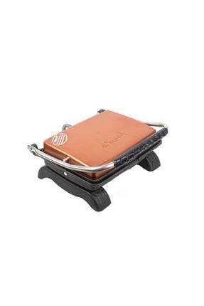 Dökümix Organik Pik Demir Döküm Kaplamasız Anti Kansorejen Tost Makinası Rose Gold 2022 Yeni Model