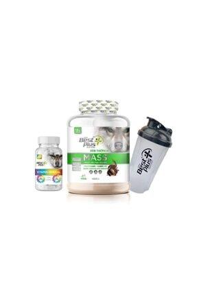 BPN Eco Tactical Kombinosyon Paketi(mass Gainer Çikolata+vitamin)