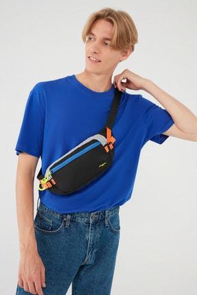 Mavi Erkek Çok Renkli Bel Çantası 092692-900