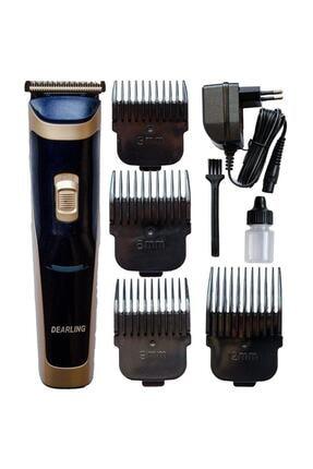 Dearling Profesyonel Şarjlı Saç Sakal Traş Tıraş Makinesi Rf - 650 342298043