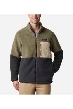 Columbia Mountainside Heavyweight Sherpa Fleece Jacket Am0790-397