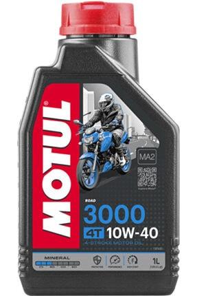 Motul 3000 10w40 4t Mineral Motosiklet Motor Yağı (2021 Üretim)