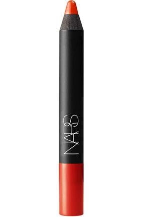 Nars Velvet Matte Lip Pencil Red Square