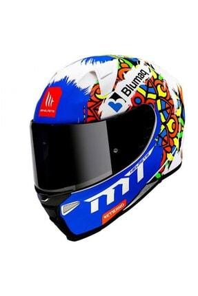 MT Revenge 2 Moto 3 A0 Matt Pearl White
