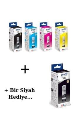 EPSON Mürekkepkartuş Takımı L3160 65 ml