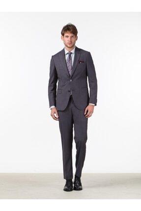 Kip Micro Dokuma Takım Elbise - KP10110317