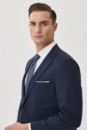ALTINYILDIZ CLASSICS Erkek Lacivert Regular Fit 4 Drop Takım Elbise