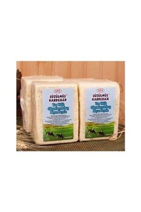 Süzülmüş Kardeşler Vakumlu Beyaz Inek Peyniri 3 Kg