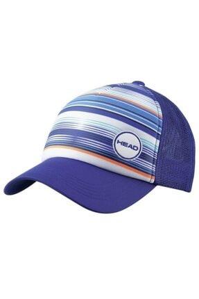 Head Trucker Cap Blue Şapka