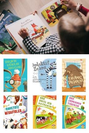 İş Bankası Kültür Yayınları Okul Öncesi Ve 1. Sınıflar Için Okumayı Sevdiren Rengarenk Set