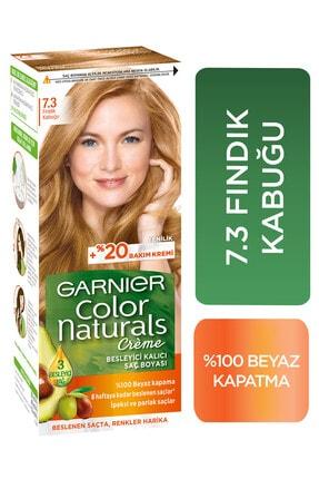 Garnier Color Nat 7.3 Fındık Kabuğu Saç Boyası
