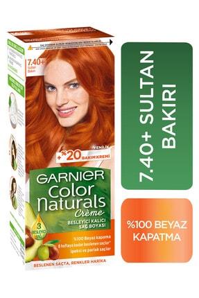 Garnier Sultan Bakırı Saç Boyası