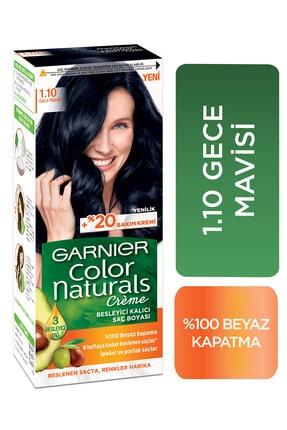 Garnier Color Naturals 1.10 Gece Mavisi