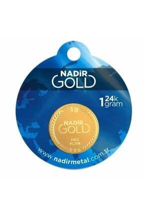 Nadir Gold 24 Ayar 1 Gr Külçe Altın