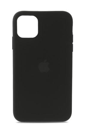 GAGA ELEKTRONİK Iphone 11 Uyumlu Içi Kadife Lansman Logolu Telefon Kılıfı