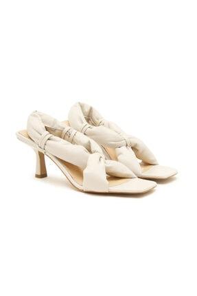 Desa Beyaz Julina Kadın Sandalet