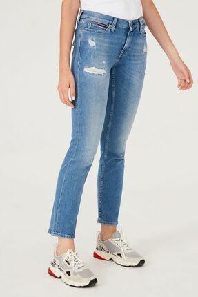 Tommy Hilfiger Kadın Bilek Boy Jeans