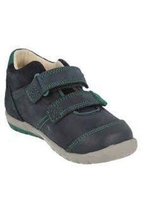CLARKS 0-2 Yaş Erkek Çocuk Ayakkabı Gri Yeşil Garni Ortopedik Ürün Adı Sftly Joe