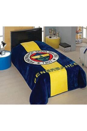 Merinos Lisanslı Fenerbahçe Tek Kişilik Battaniye