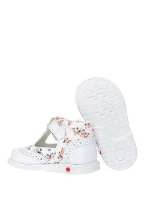 Mammaramma Çocuk Beyaz Günlük Ayakkabı
