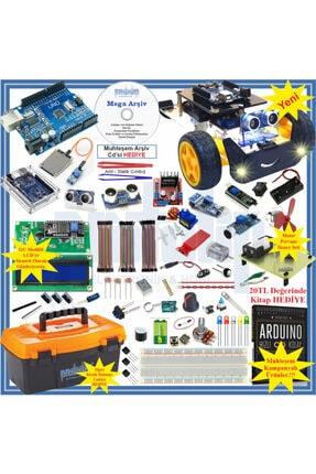 Arduino Başlangıç Seti Uno R3 Ch340 -turbo V2. 107 Parça 349 Adet