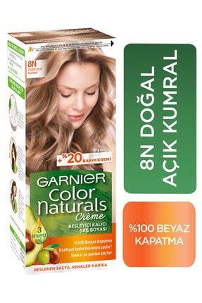 Garnier Saç Boyası - Color Naturals 8N Doğal Açık Kumral 3600541915893