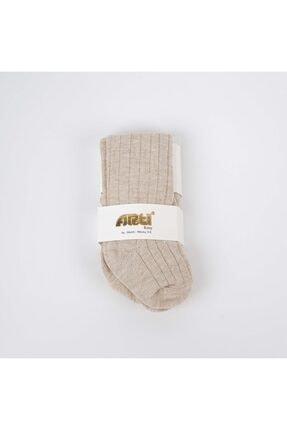 Artı Dabby Kız Bebek Pamuk Külotlu Çorap